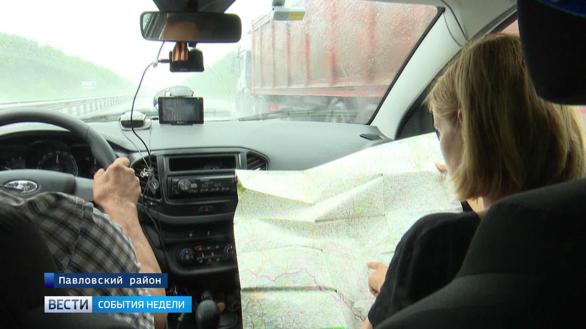 Видеоинструкция. Как объехать знаменитую на всю Россию пробку в Лосево