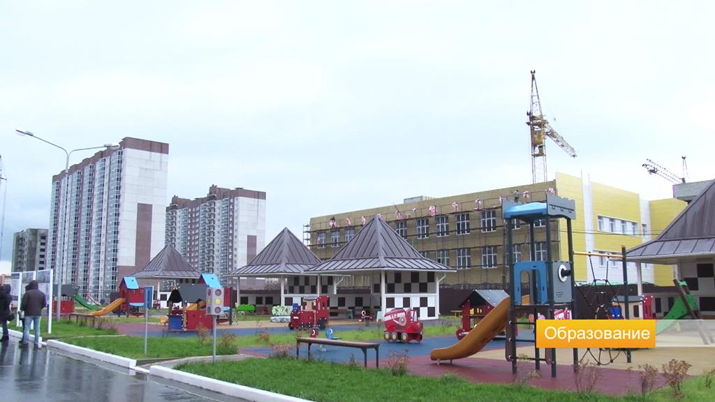 В Воронежской области создадут более 2 тыс. дополнительных мест в детских садах
