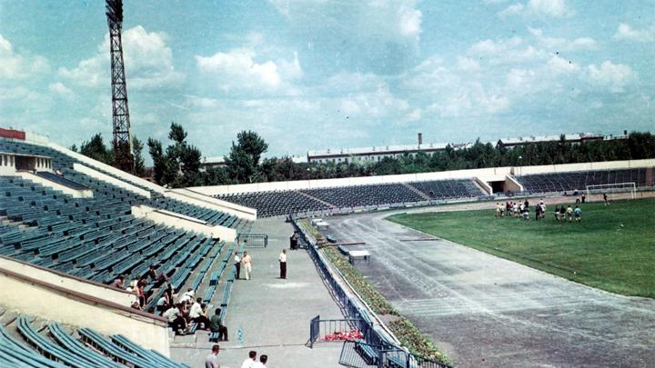 12 июня 1934 года. В Воронеже открыт стадион «Труд»
