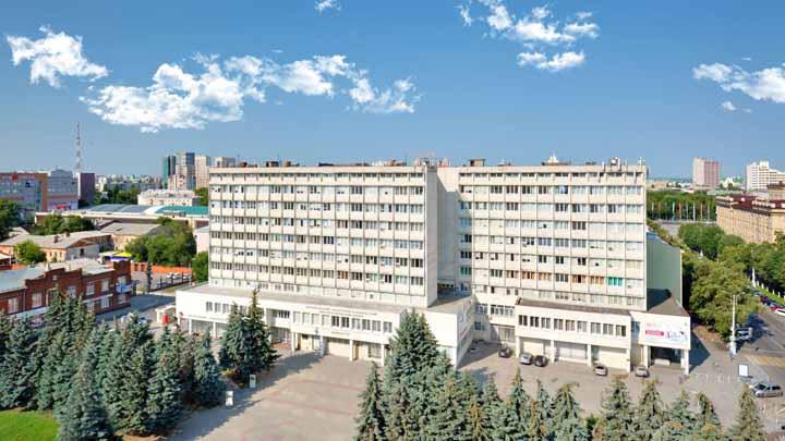 9 июля 1991 года. Начал работать Воронежский областной диагностический центр