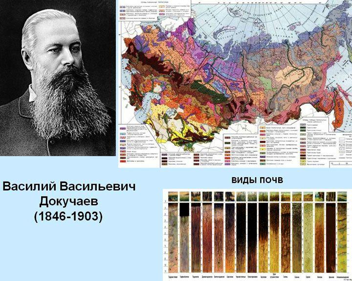 1 марта 1846 года родился учёный Василий Докучаев