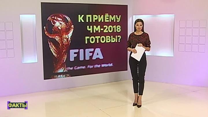 Готов ли Воронеж принимать участников Чемпионата мира по футболу-2018