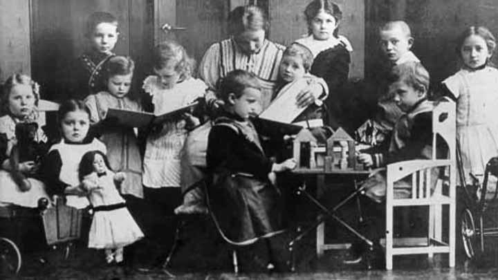 Июль 1866 года. Основан первый детский сад в Воронеже
