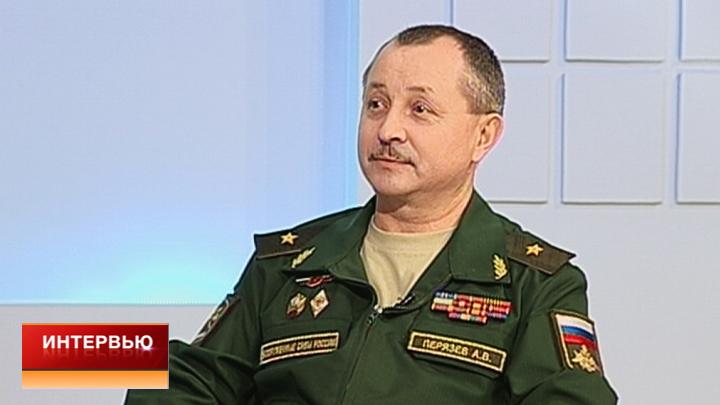 Командующий 20 армией в Воронеже рассказал о зарплатах военнослужащих