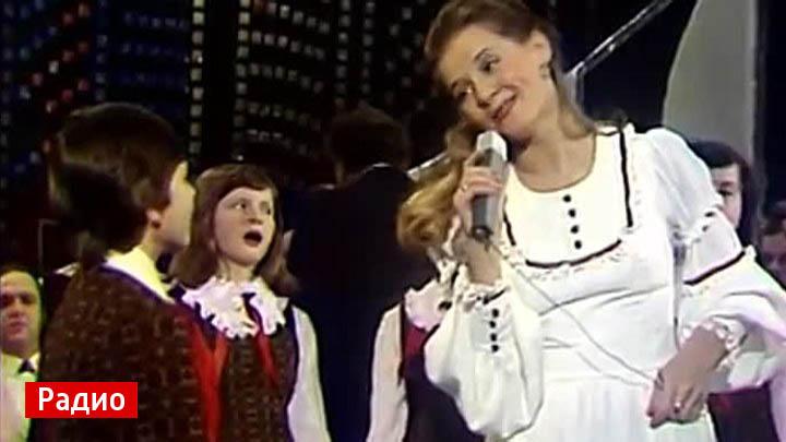 Рубрика воспоминаний. Песня Михаила Рябинина и Александра Морозова «По камушкам»