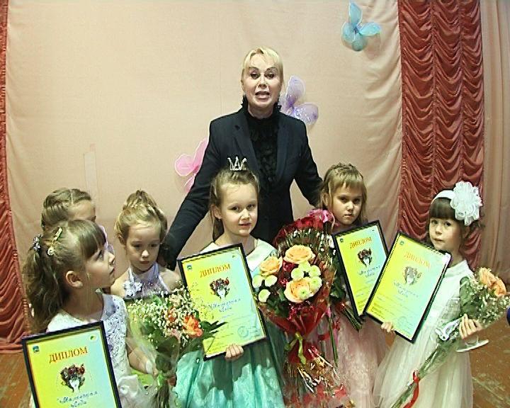 В Семилуках выбрали мисс «Маленькая Леди-2016»
