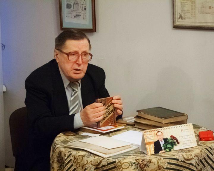 В 1971 году в Воронеже при областной библиотеке создан общественный совет краеведов