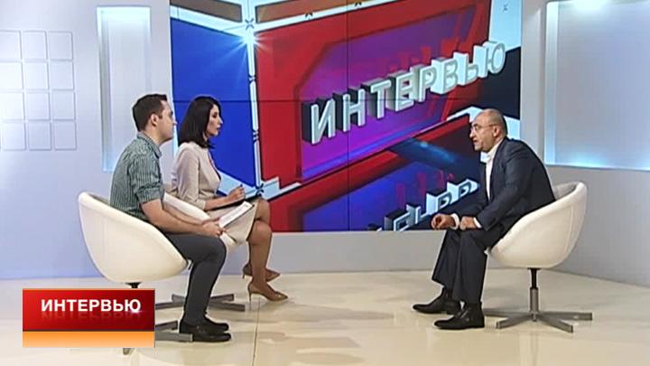 Интервью с руководителем Центрального рынка Воронежа Александром Светлановым