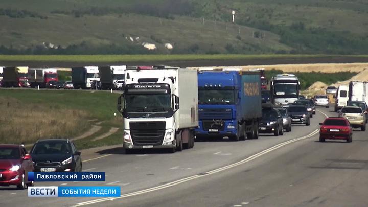 События недели: пробка в Лосево, большая экотропа и особая экономическая зона для Воронежа
