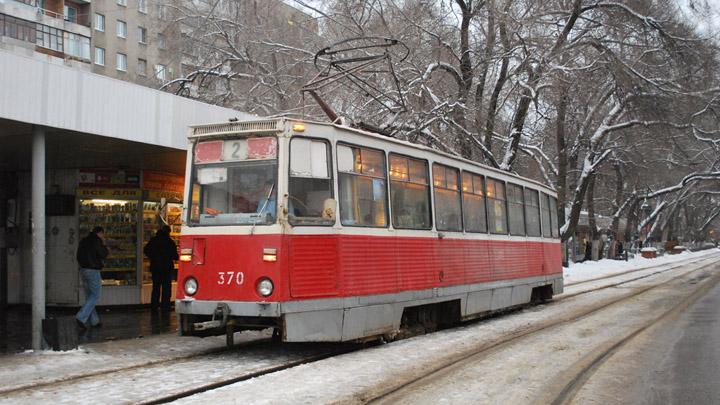 15 апреля 2009 года. В Воронеже ликвидировано трамвайное движение