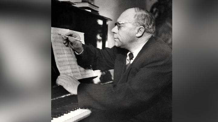 3 июня 1905 года. Родился композитор Константин Массалитинов