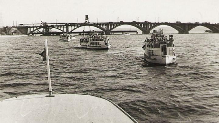 Апрель 1972 года. Запущено в эксплуатацию Воронежское водохранилище