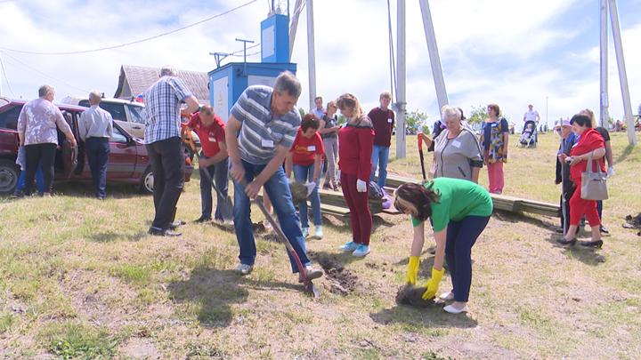 В Нижнедевицком районе прошёл первый фестиваль ТОСов