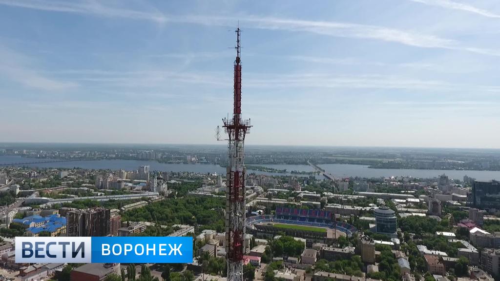 26 декабря 1958 года. В Воронеже вступил в строй телевизионный центр