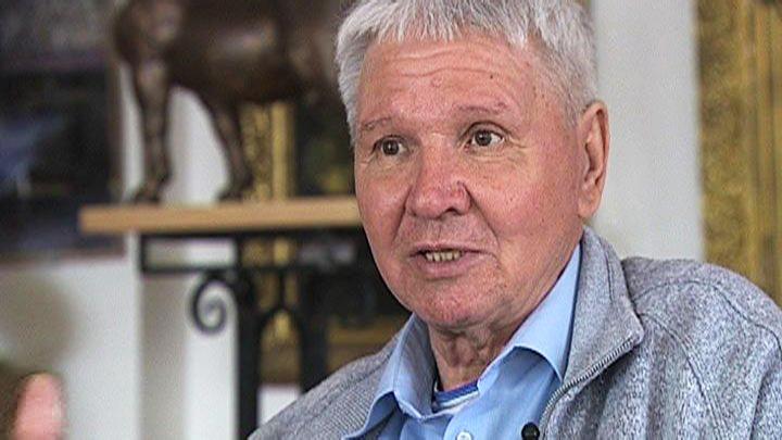 14 апреля 1941 года. Родился известный скульптор Иван Дикунов