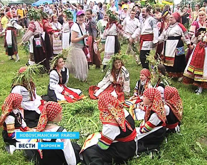Событийный туризм: Ночи в Дивногорье, древние праздники и «Воронеж – сад»