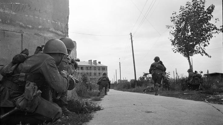 Июнь 1942 года. Начало обороны Воронежа