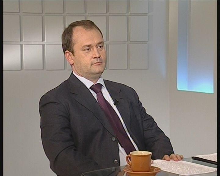Вести-Интервью от 17.04.2014 с Карякиным Алексеем