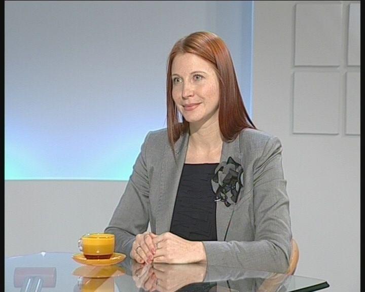 Вести-Интервью с Шурховецкой Анной от 30.09.2014