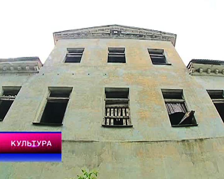 Вести-Культура: Дача Башкирцева под Воронежем превращается в руины