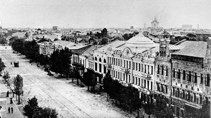 Август 1805 года. В Воронеже впервые введена должность городского архитектора