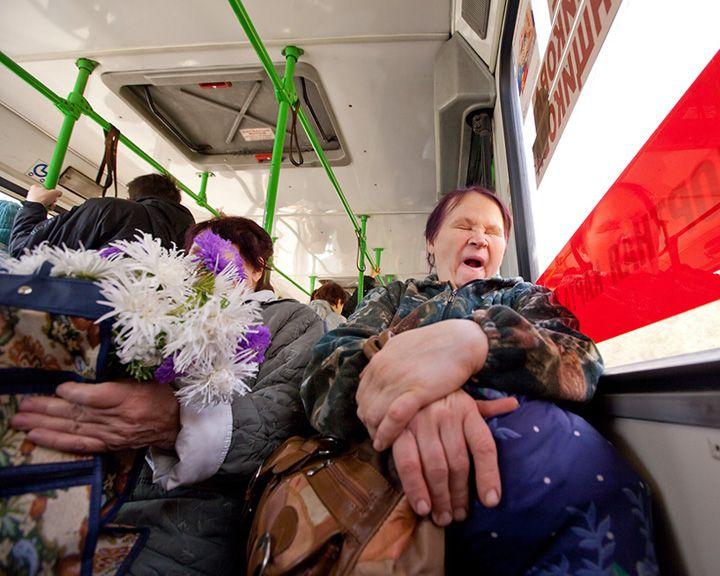 Дачные автобусные маршруты вСамаре завершают свою работу