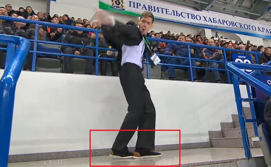 В следующем матче КХЛ «Сибирь» вырвала победу ухабаровского «Амура»