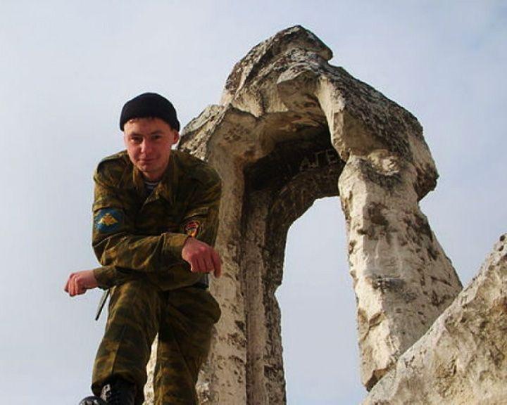 ВВоронеже открыли доску погибшему вСирии связисту