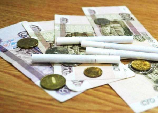 Цена пачки сигарет в РФ может вырасти до220 руб.