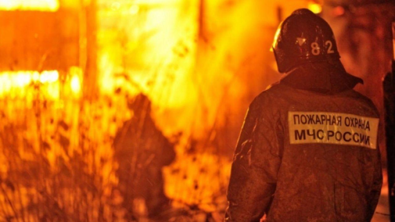 ВВоронежской области пожарные эвакуировали пациентов изполыхающего тубдиспансера