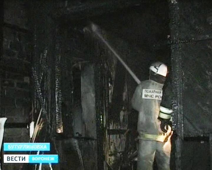 ВВоронежской области вспыхнул тубдиспансер: эвакуирован 31 человек