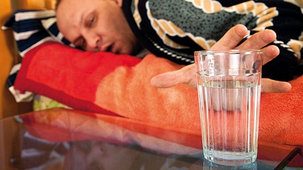 Что может облегчить похмелье в домашних условиях