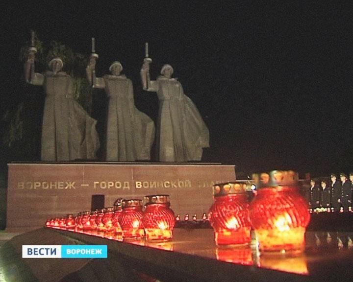 Воронеж вошёл вчисло самых любимых туристами городов воинской славы