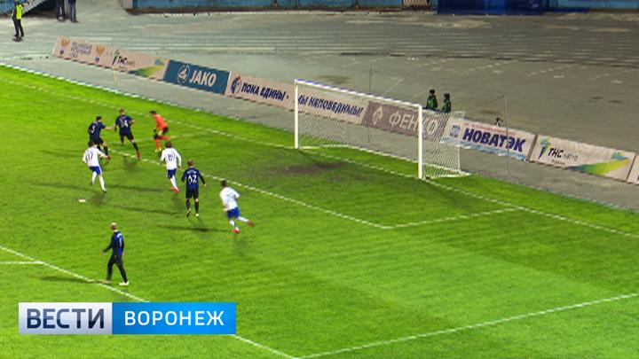 «Шинник» потерпел 3-е поражение подряд