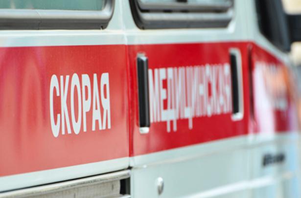 ВВоронеже «Мицубиси» столкнулась савтомобилем «скорой помощи», два человека пострадали