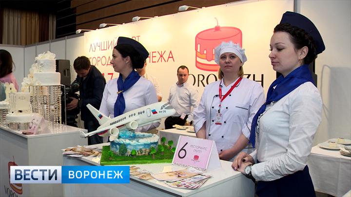 «Лучшим тортом Воронежа» признали десерт сфигуркой Петра I