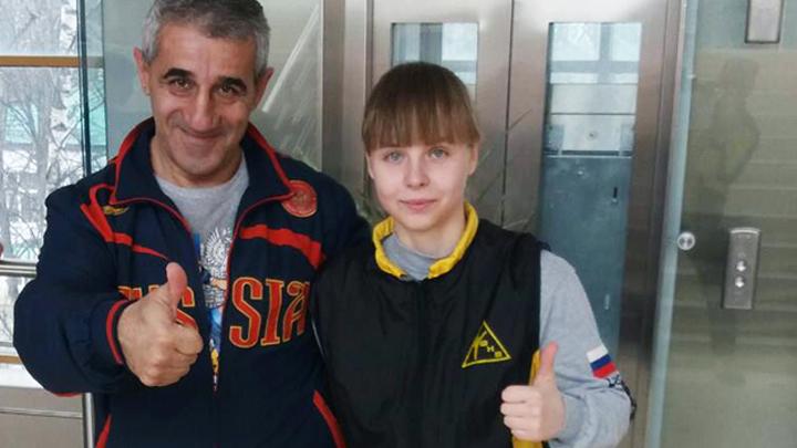 Спортсменка изВоронежа стала чемпионкой Российской Федерации покикбоксингу