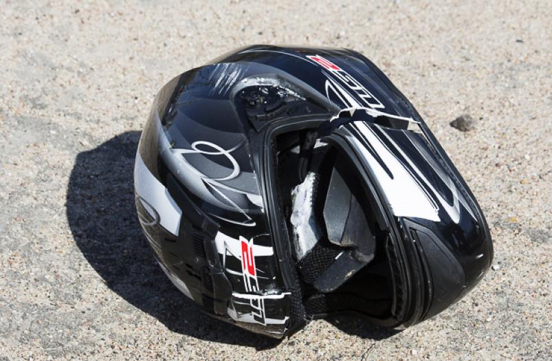 ВВоронежской области мотоциклист умер под колесами «Мицубиси»