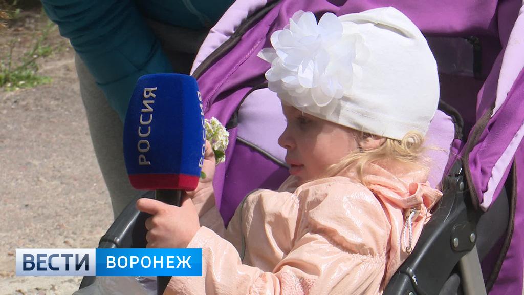 Вворонежской маршрутке двухлетняя девочка сломала ногу, родители ищут свидетелей