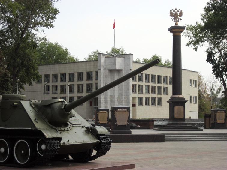 Воронеж увидел войну и мир глазами детей Донбасса