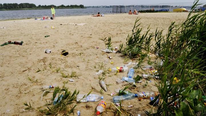 Воронежцев приглашают науборку левого берега водохранилища