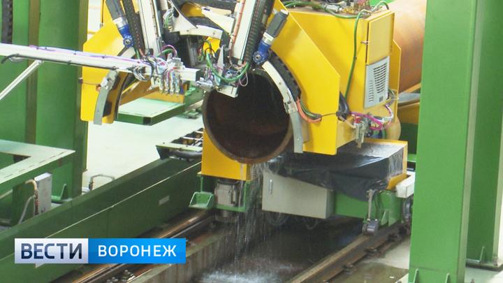ВВоронежской области будут производить продукцию для добычи арктического газа— Труба