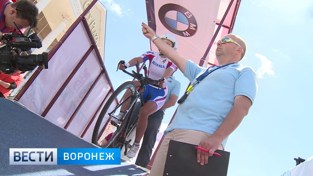 23июня вВоронеже стартует чемпионат РФ повелоспорту— шоссе