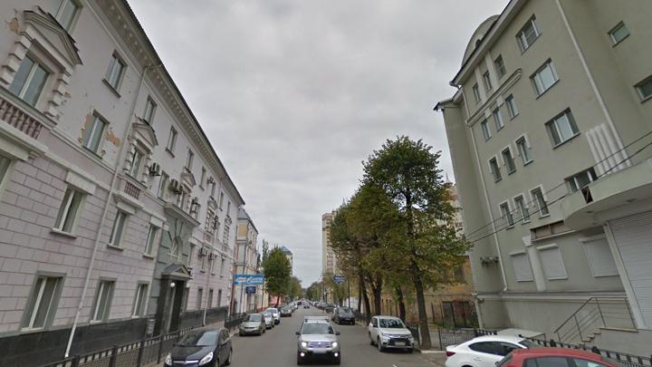 Участок улицы вцентре Воронежа перекроют на5 дней