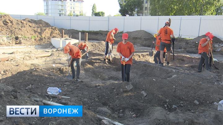 Реконструкцию Советской площади завершат к1мая