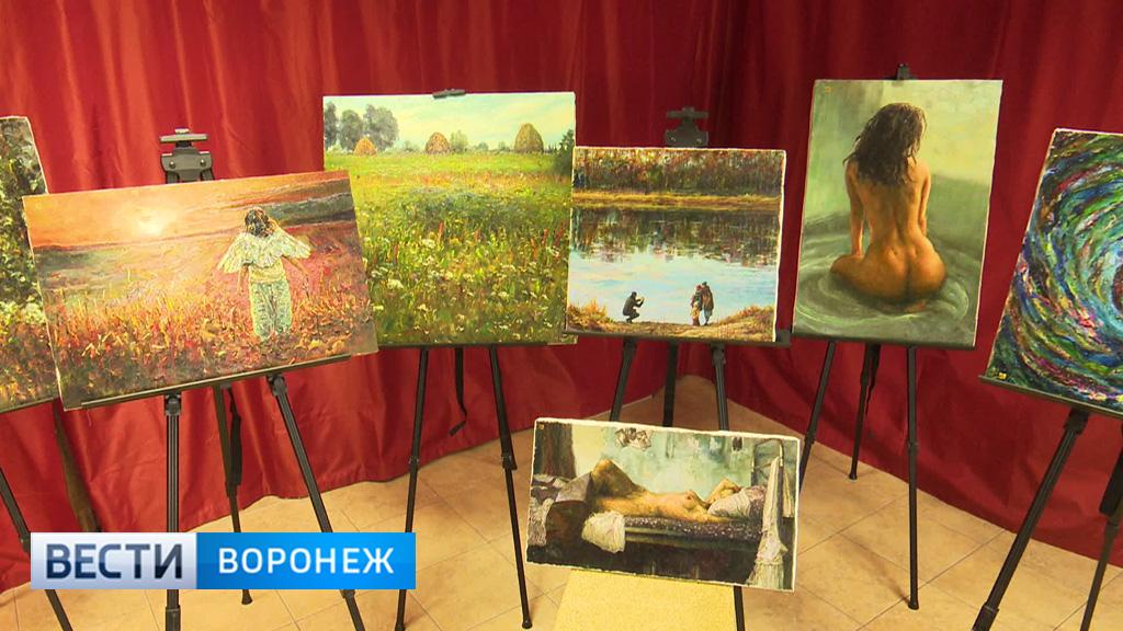 Андрей андреев выставка