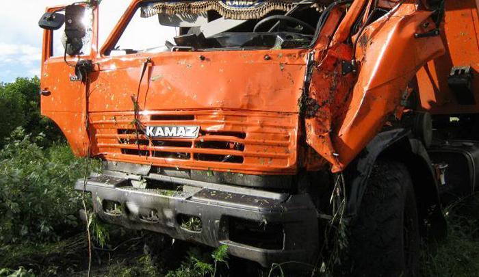 Шофёр трактора умер отстолкновения сКамАЗом под Воронежем