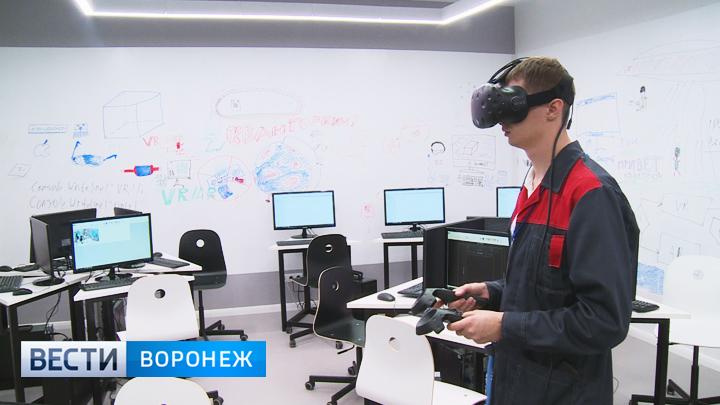 ВВоронеже торжественно открылся детский технопарк «Кванториум»