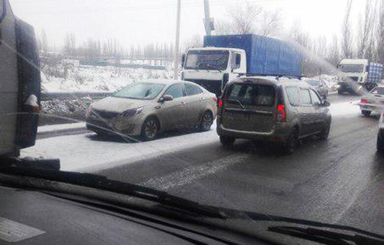 Налевом берегу Воронежа девушка наиномарке насмерть сбила пенсионерку