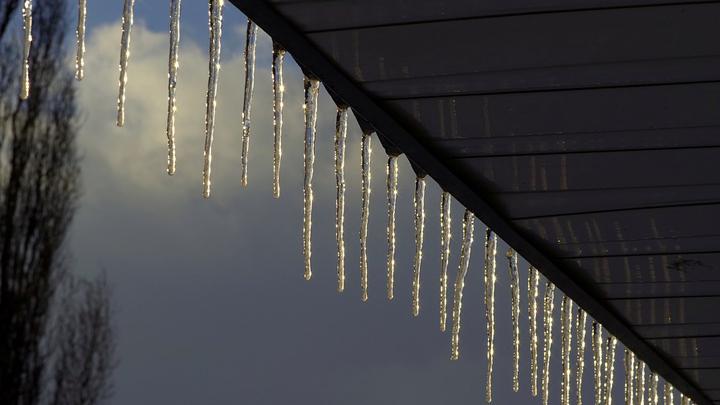 Нормативы на уборка снега с крыш